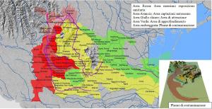 Mappa Area di Contaminazione