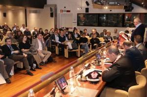 26-11-2018 Treviso - Forum Rifiuto Veneto.  Legambiente. Nella foto:
